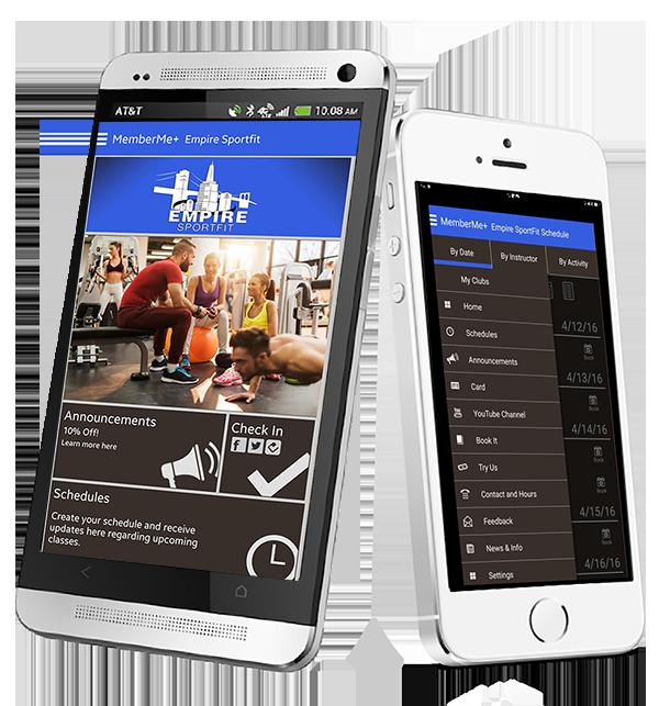 MemberMe – Branded Smartphone App